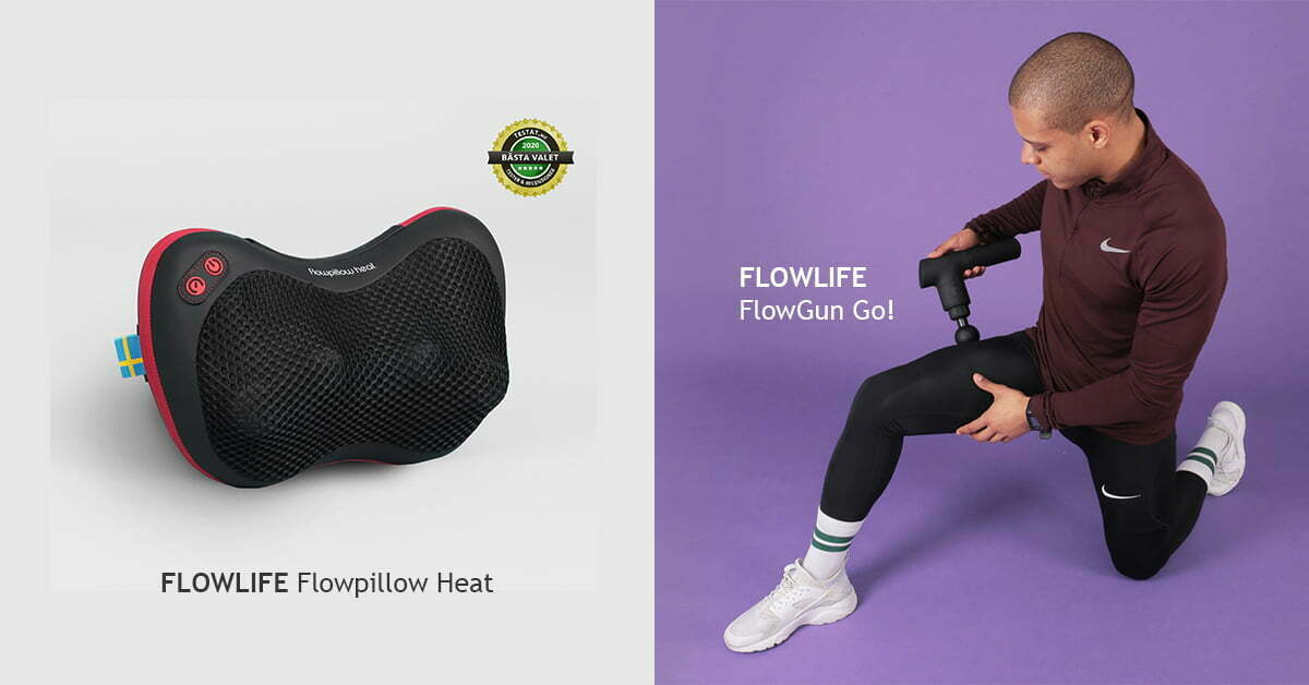 HeyPadel Recovery Flowlife