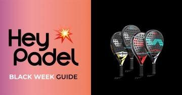 HeyPadel Black Week