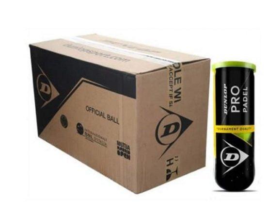 Dunlop Pro Padel Ball (24-pack)