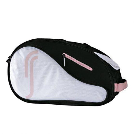 RS Classic Padel Bag (White/Black/Pink)